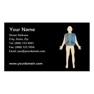 X-Ray Business card