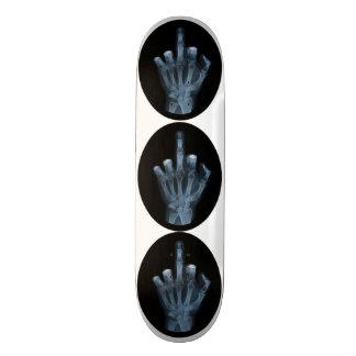 X-Ray Finger 21.6 Cm Skateboard Deck