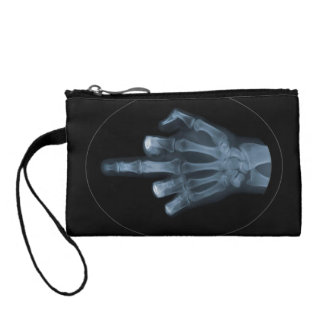 X-Ray Finger Coin Purse