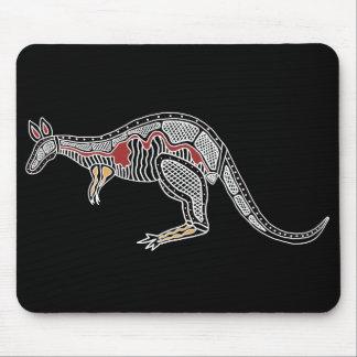 X-Ray Kangaroo Mouse Pad