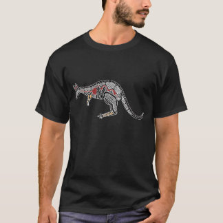 X-Ray Kangaroo T-Shirt