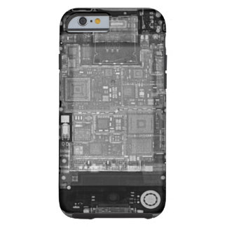 X-ray of iPhone 6 case Tough iPhone 6 Case