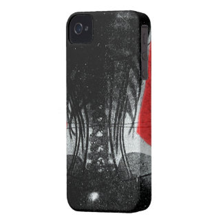 X-Ray Of Woman In A Corset Case Case-Mate iPhone 4 Case