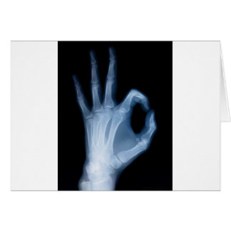 x ray ok card