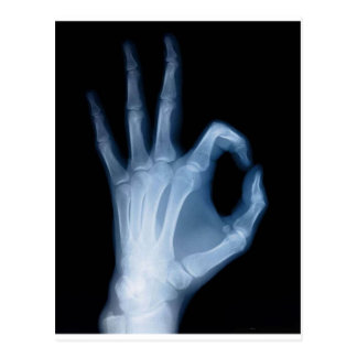 x ray ok post cards