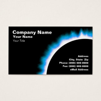 X-Ray Solar Eclipse Business Card