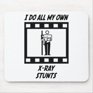 X-Ray Stunts Mouse Pad
