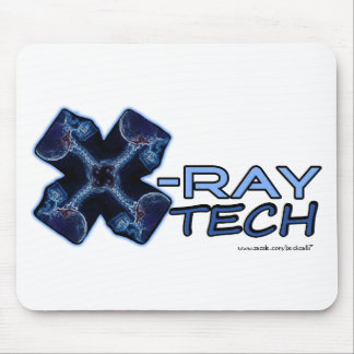 X-ray Tech ( Blue) mousepad