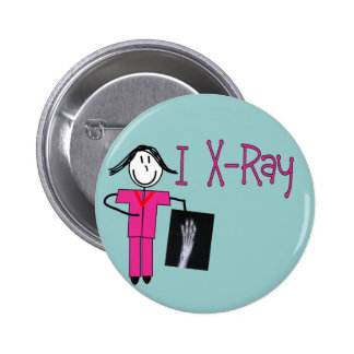 X-Ray Tech Gifts Buttons