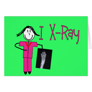 X-Ray Tech Gifts Cards