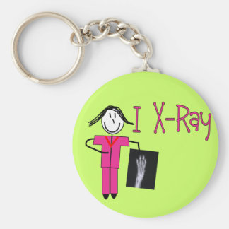 X-Ray Tech Gifts Keychains