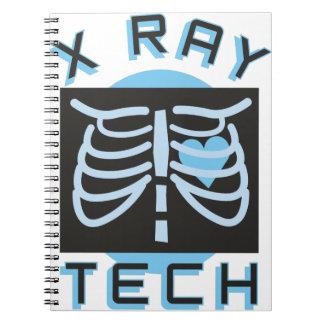 X-Ray Tech Notebooks