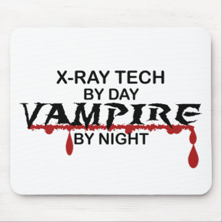 X-Ray Tech Vampire by Night Mouse Mats
