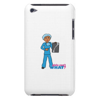 X-Ray Technologist Girl Barely There iPod Case