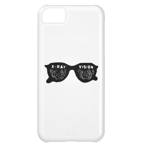 X-Ray Vision Glasses iPhone 5C Covers