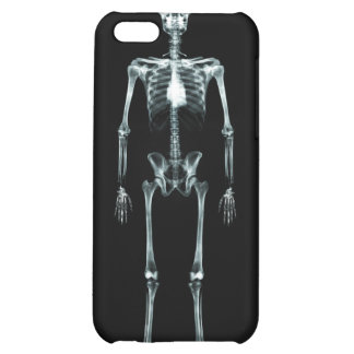 X-Ray Vision Single Skeleton - Black Original iPhone 5C Cover