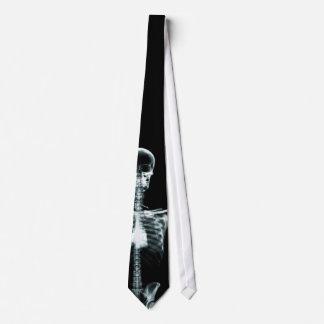 X-Ray Vision Single Skeleton Neck Tie
