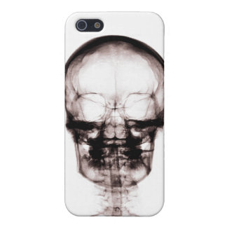 X-RAY VISION SKELETON SKULL - ORIGINAL iPhone 5/5S CASES