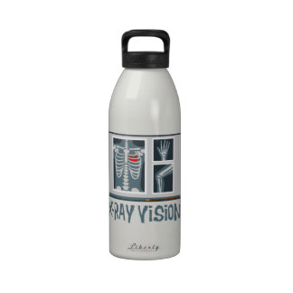 X-Ray Vision Water Bottle