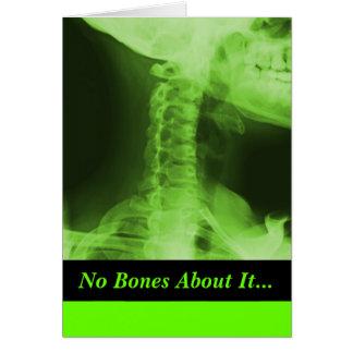 X-rayed 2 - Radioactive Green Greeting Cards