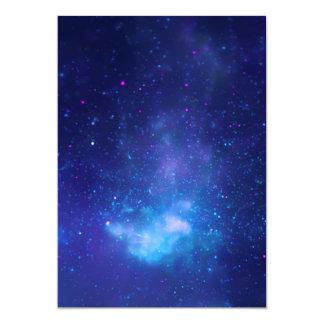 X-Rays Galactic Center 13 Cm X 18 Cm Invitation Card