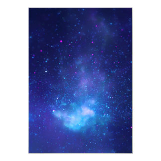X-Rays Galactic Center 13 Cm X 18 Cm Invitation Card