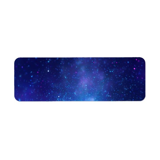 X-Rays Galactic Centre Return Address Label