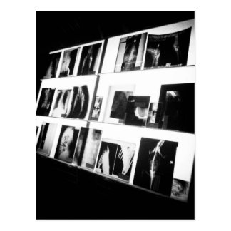 X-Rays Postcard