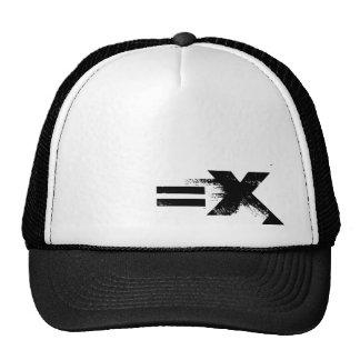 =X Shut Up N Listen Cap