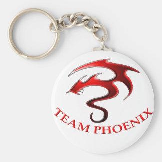 -X- Team Phoenix Key Chain