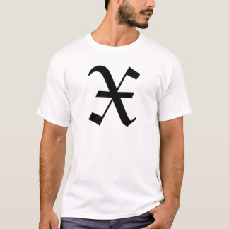 X-text Old English T-Shirt