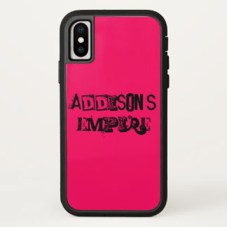 x the ipone x iPhone x case