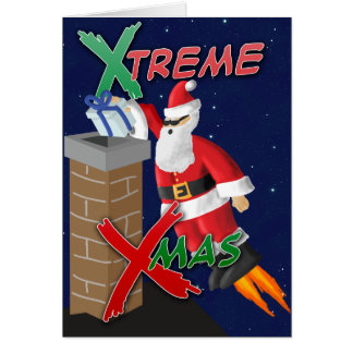 X-Treme X-Mas Card