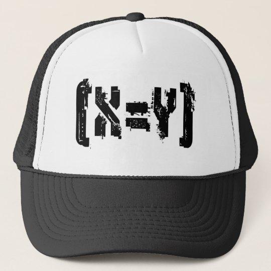 X=Y_BlockLogo Cap