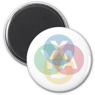 XABY Colored Magnet