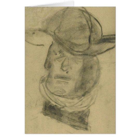 "xaNdeR's ""Cowboy"" Notecards Card"