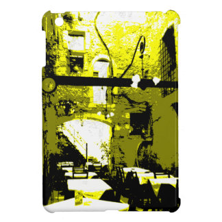 Xania street restaurant iPad mini case