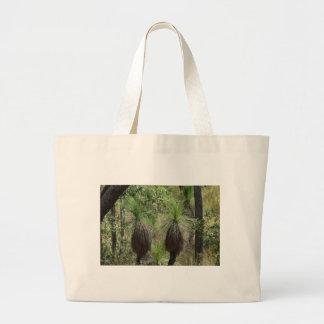 XANTHORRHOEA GRASS TREE BUSH PLANT AUSTRALIA JUMBO TOTE BAG