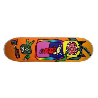 Xavier Board Custom Skate Board