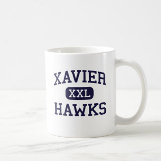 Xavier - Hawks - High School - Appleton Wisconsin Coffee Mugs