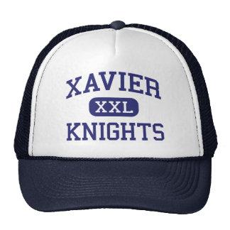 Xavier - Knights - High School - New York New York Hats