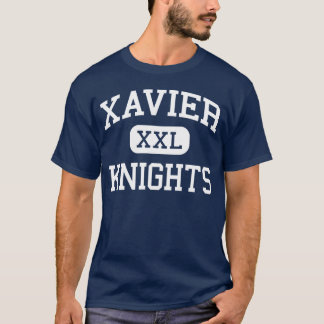 Xavier - Knights - High School - New York New York T-Shirt