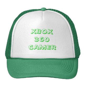 XBOX360GAMER CAP