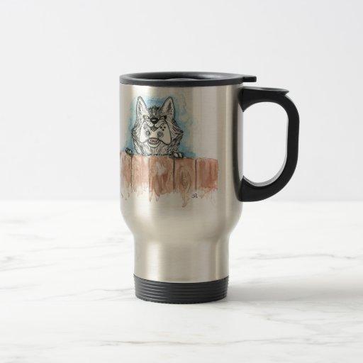 XBox Wolf Mugs