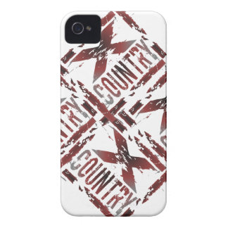 XC Cross Country Runner iPhone 4 Case-Mate Cases