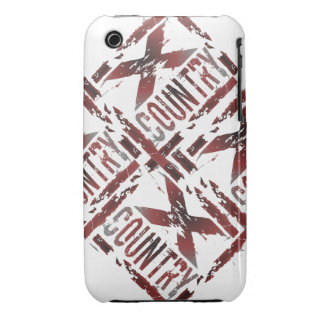 XC Cross Country Runner iPhone 3 Case-Mate Cases