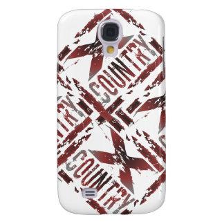 XC Cross Country Runner Galaxy S4 Case