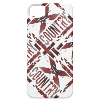 XC Cross Country Runner iPhone 5 Case