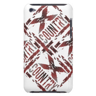 XC Cross Country Runner iPod Touch Cover