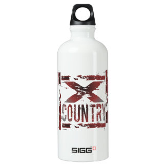 XC Cross Country Runner SIGG Traveller 0.6L Water Bottle